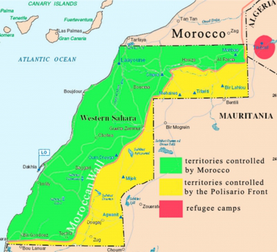 Western Sahara conflict